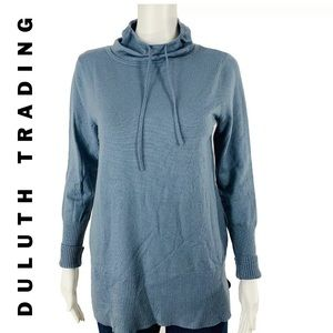 Duluth Trading Co Unbelieve-a-wool Sweater